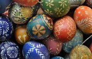 مدل تخم مرغ رنگی برای هفت سین عیدنوروز