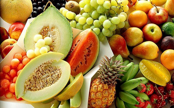 چه میوه هایی سدیم و پتاسیم دارند؟