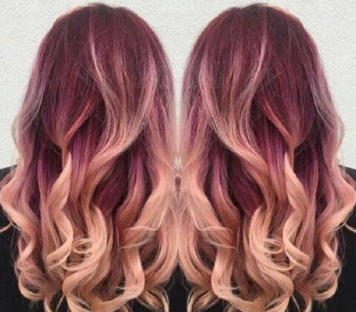 رنگ موی جدید برای سال جدید