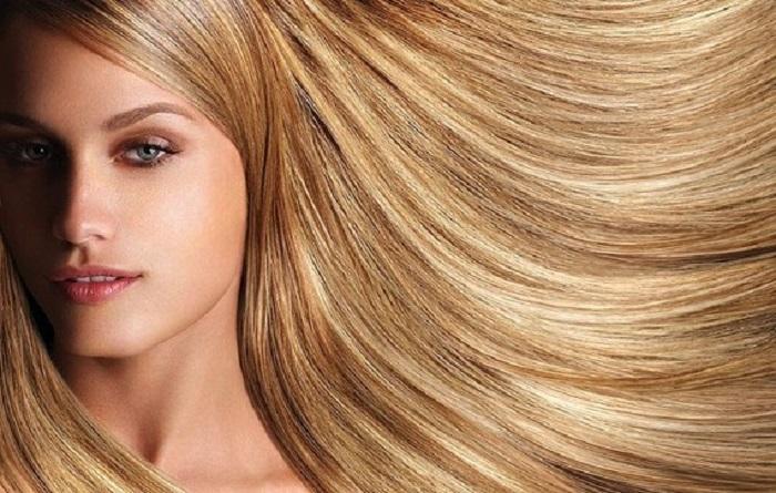 رنگ موی طبیعی با دارچین
