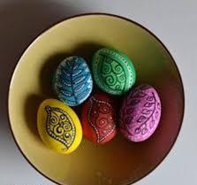 تخم مرغ های رنگی عید نوروز