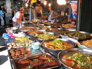 غذاهای خوشمزه تایلندی