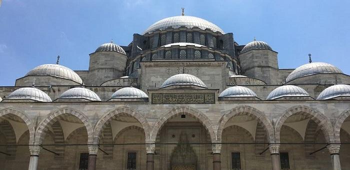 آدرس مسجد سلیمانیه استانبول
