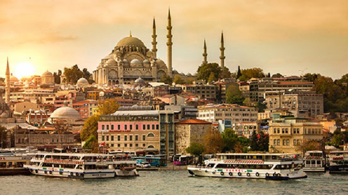 جمعیت شهر استانبول
