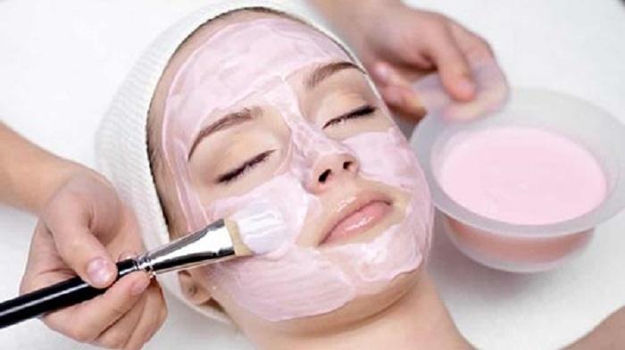 روشن شدن پوست با ماسک