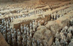 شهر تاریخی شیان یا شی آن