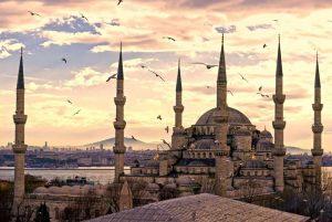 مسجد زیبایی سلطان احمد