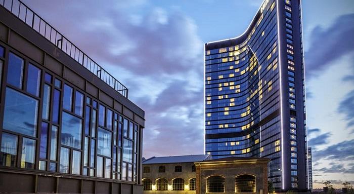 هتل های منطقه شیشلی
