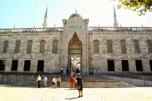 مکان دیدنی مسجد سلطان احمد