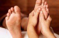 تاثیر ماساژ پا در سلامت بدن