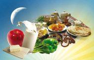 تغذیه ماه رمضان و بهترین غذاها برای افطاری و سحری