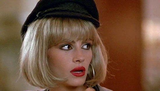 جولیا رابرتز در فیلم زن زیبا