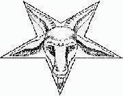 بز؛نماد شیطان پرستی