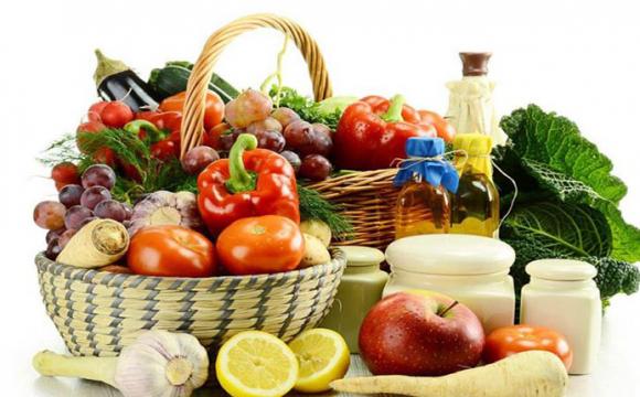 مصرف میوه ها و سبزی ها در فصل پاییز