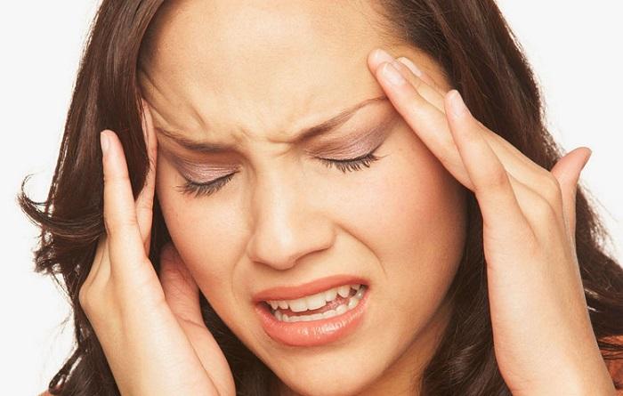 11 درمان فوری سردرد در خانه
