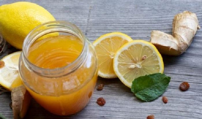 نحوه ی درست کردن نوشیدنی آبلیمو و عسل