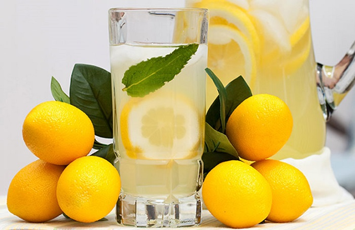 نوشیدنی آبلیمو و عسل