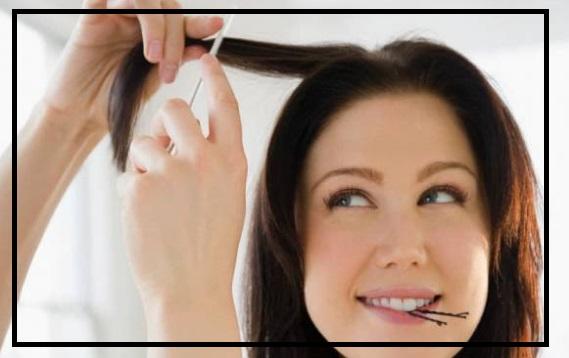 درمان های موثر برای موهای خشک و کم پشت