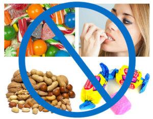 ارتودنسی-رژیم غذایی